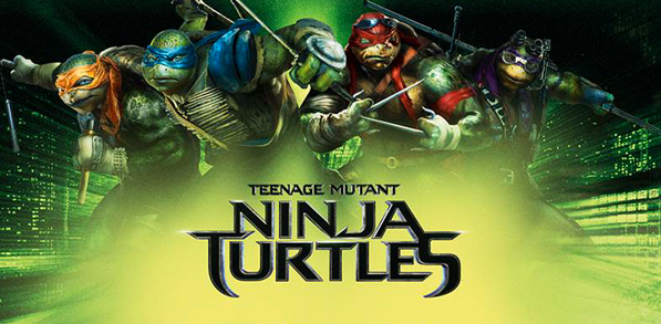 Film Teenage Mutant Ninja Turtles Agustus 2014