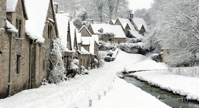 Cotswolds Winter