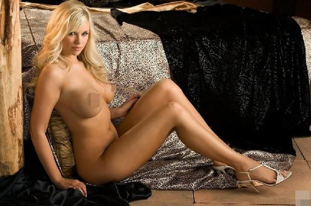 шикарная голая блондинка фото