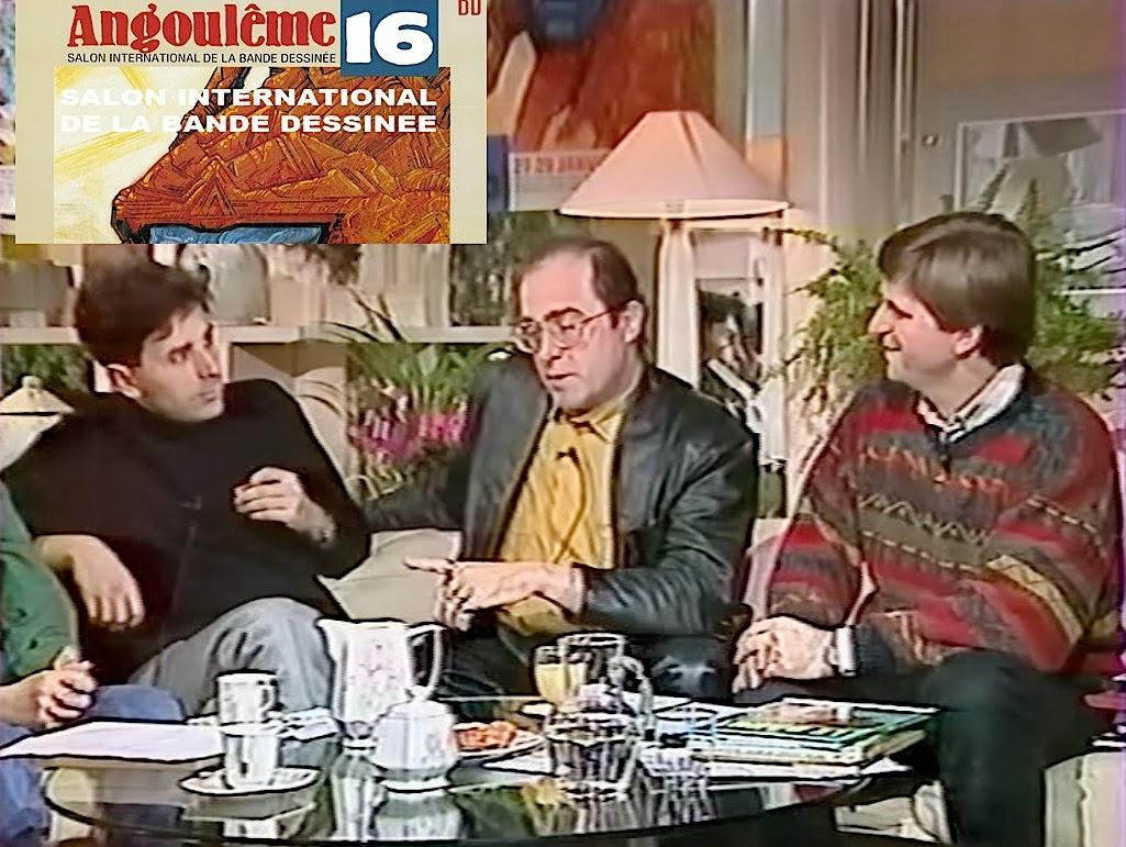 Les bd de tito vid o d 39 archives 16e salon de la bande for Salon de la bd angouleme