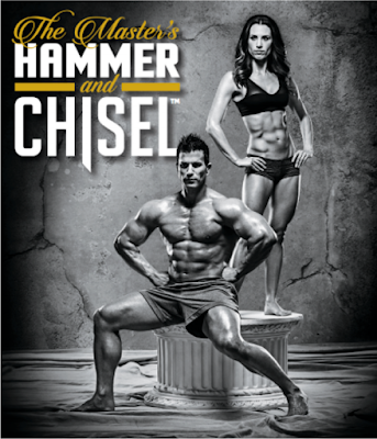 Hammer & Chisel, Get It First, Melanie Mitro, Committed To Getting Fit, Nutrition Plan, What Is Hammer And chisel