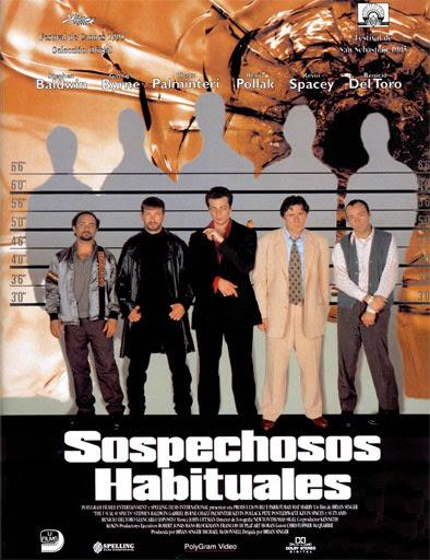 Ver Sospechosos habituales (The Usual Suspects) (1995) Online