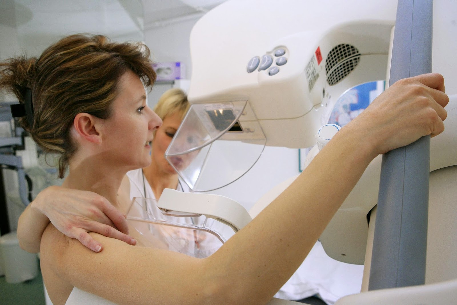 Mammograms after breast reconstruction