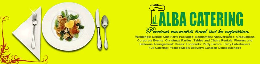Alba Catering & Party Shop