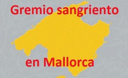 Mallorca gremio sangriento