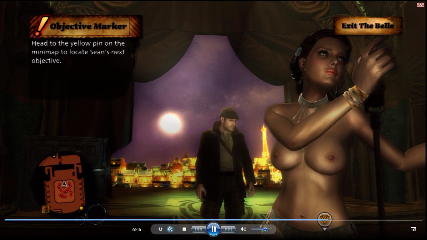 hardcore nudity in video games