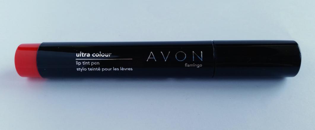 Avon Ultra Colour Lip Tint in Flamingo