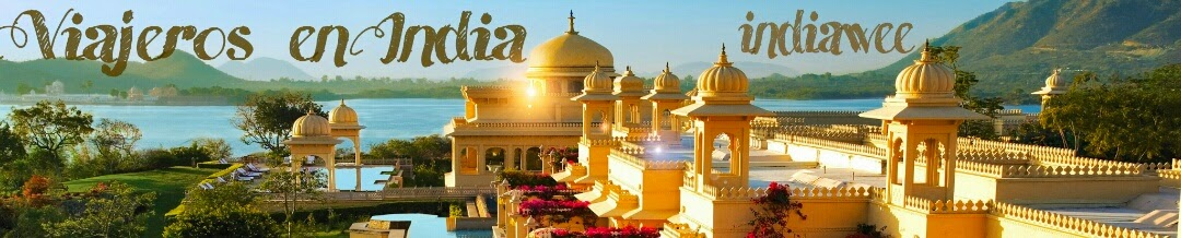 VIAJEROS EN INDIA