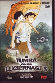 La Tumba de las Luciernagas &#8211; DVDRIP LATINO
