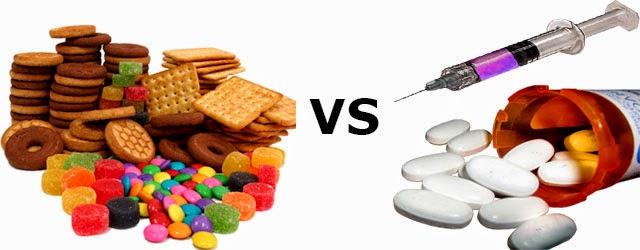 kombinasi obat dengan makanan