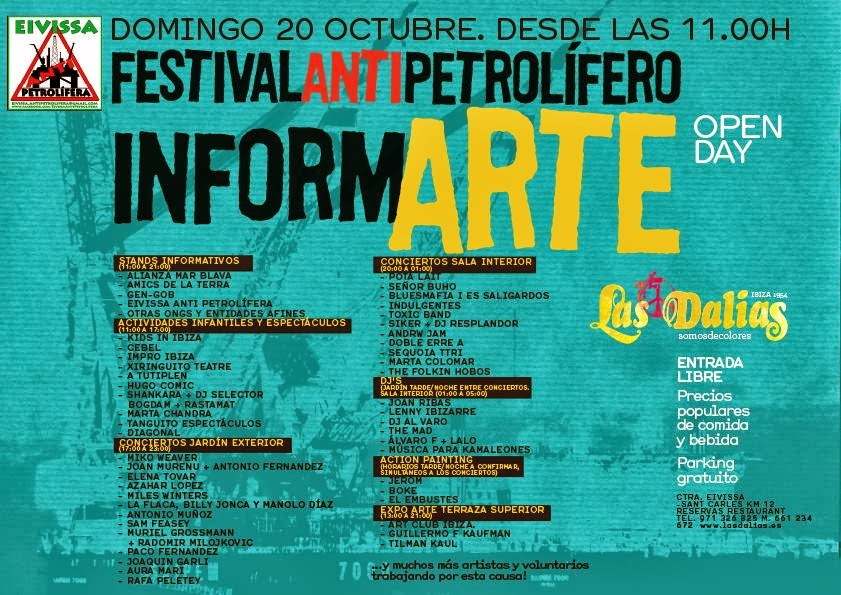 Festival ANTI Petrolífero