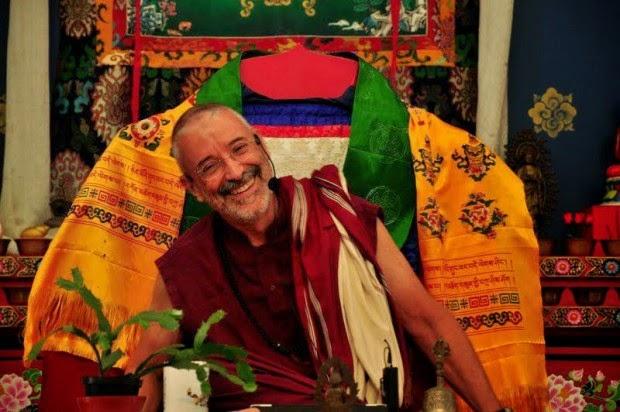 Imagem do CEBB - Lama Padma Samten em Viamão