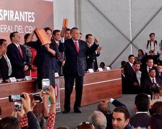 PRI, partidos política