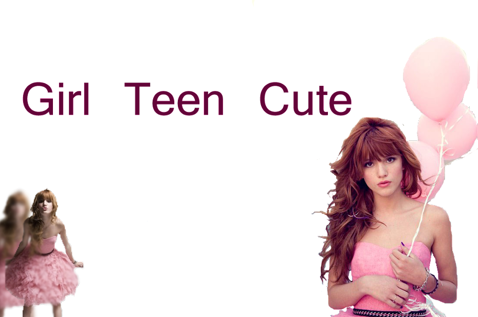 Girl Teen Cute