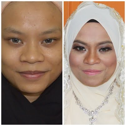 Makeup Nikah 5 Feb 2016