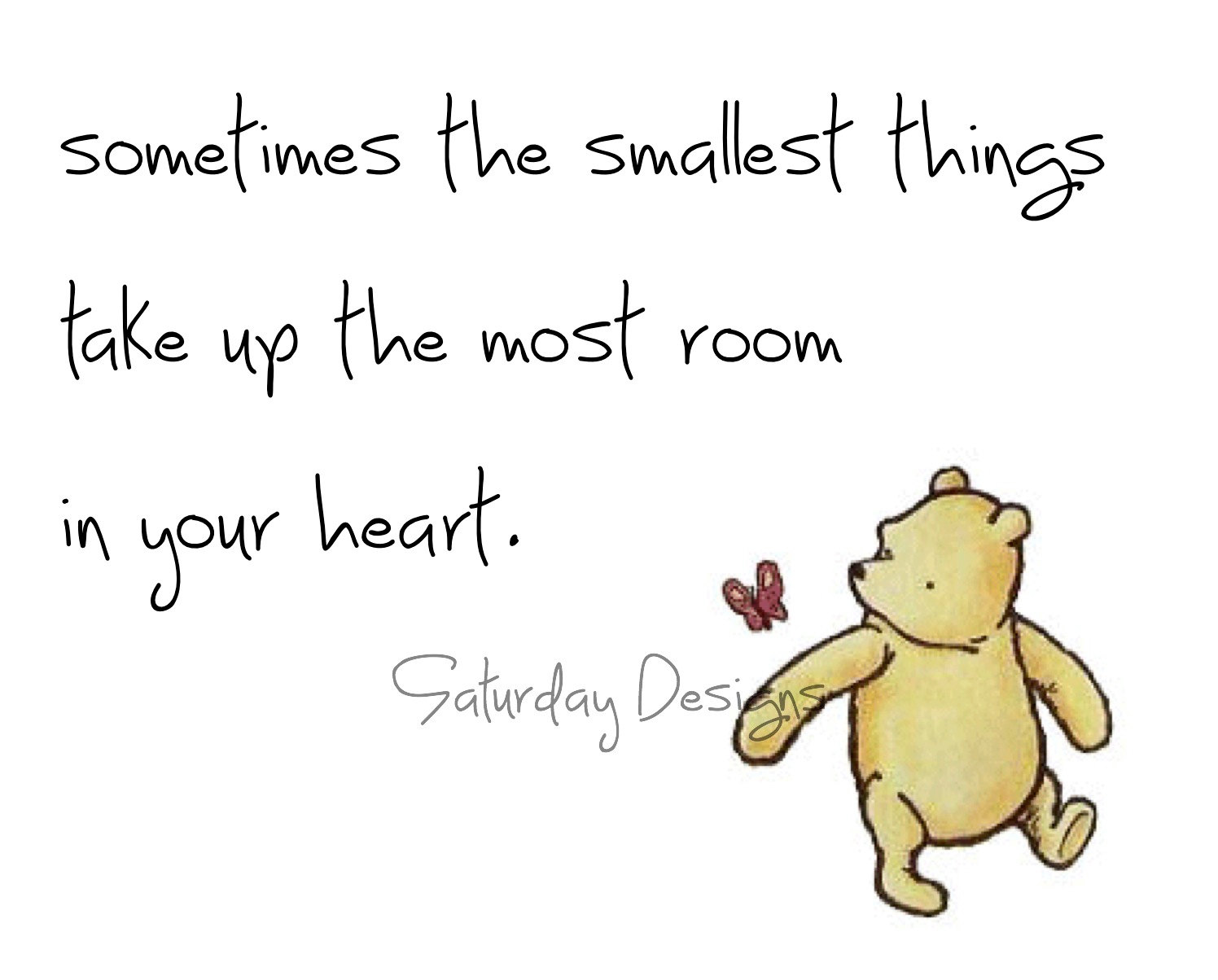 As The Card Rack TurnsQuotes From Winnie The Pooh About Life