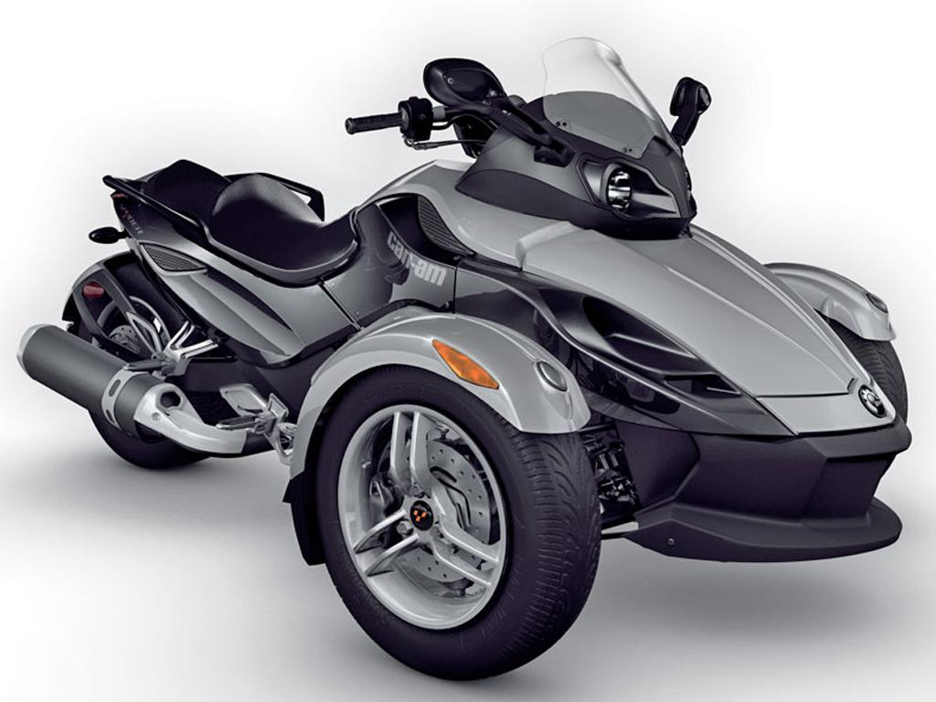 New Automotive News and Images: Stylist Motorcycle - Can-Am Spyder ...