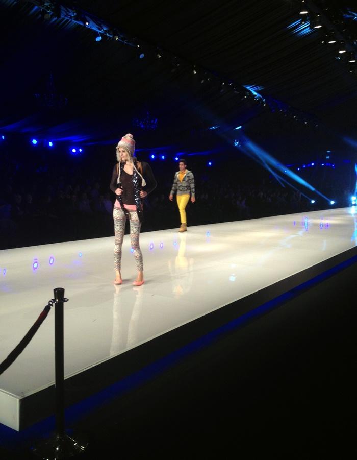 בלוג אופנה Vered'Style שבוע האופנה גינדי תל אביב - אמריקן איגל