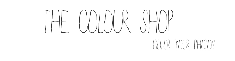 Colour your photos !