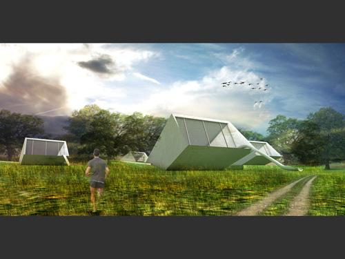 Hidden House the Concept by 123DV