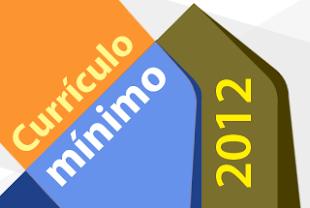 Currículo Mínimo 2012