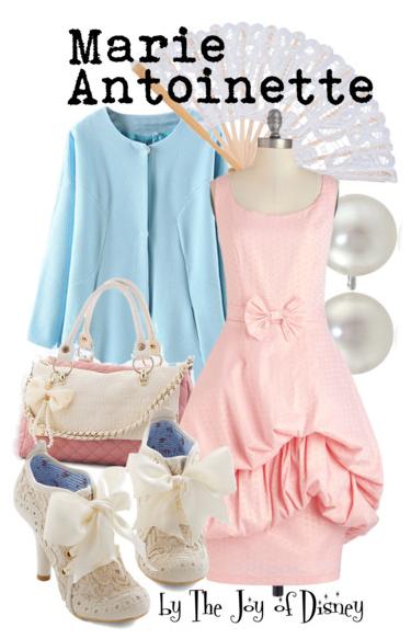 Marie Antoinette, Fashion
