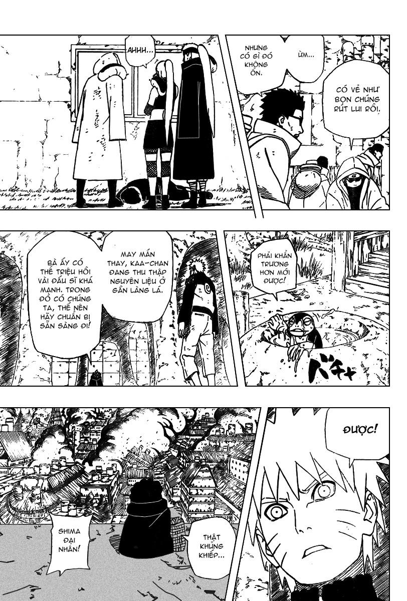 Naruto chap 429 Trang 9 - Mangak.info