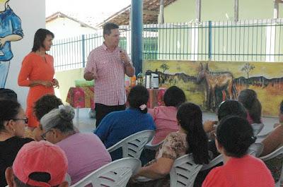 Saúde de Camalaú promove ações alusivas ao outubro rosa e novembro azul