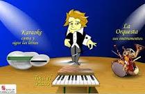 Karaoke, piano y orquesta