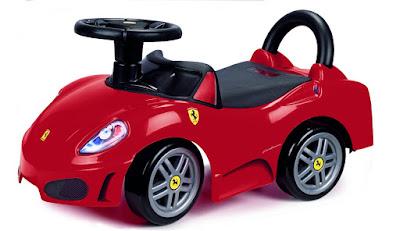 JUGUETES - FEBER - Ferrari F430 | Correpasillos  Producto Oficial | Famosa 800004910  Comprar en Amazon España