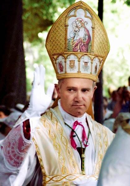 Nuestro Superior General SER Monseñor Bernard Fellay