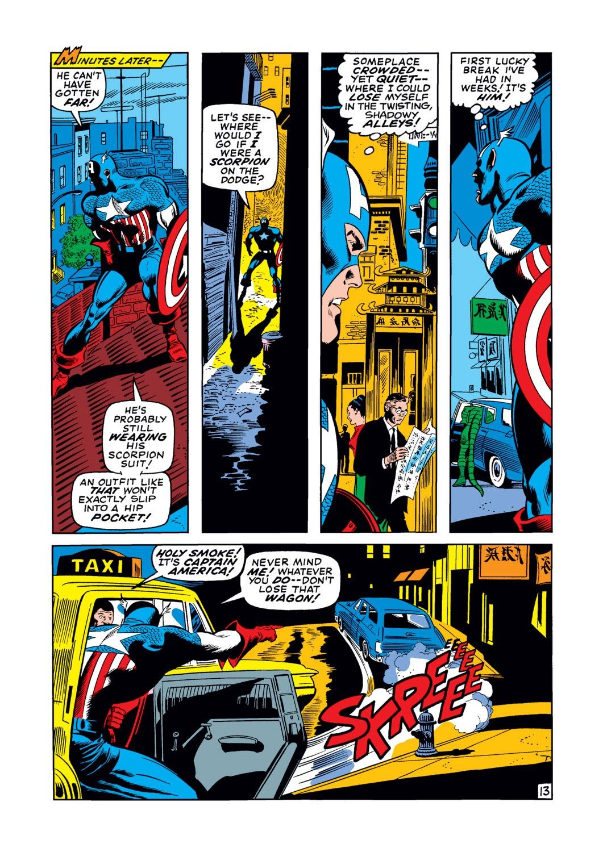 Captain America (1968) Issue #122 #36 - English 14
