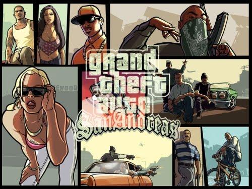 Trucos del Juego GTA San Andreas para Computadora