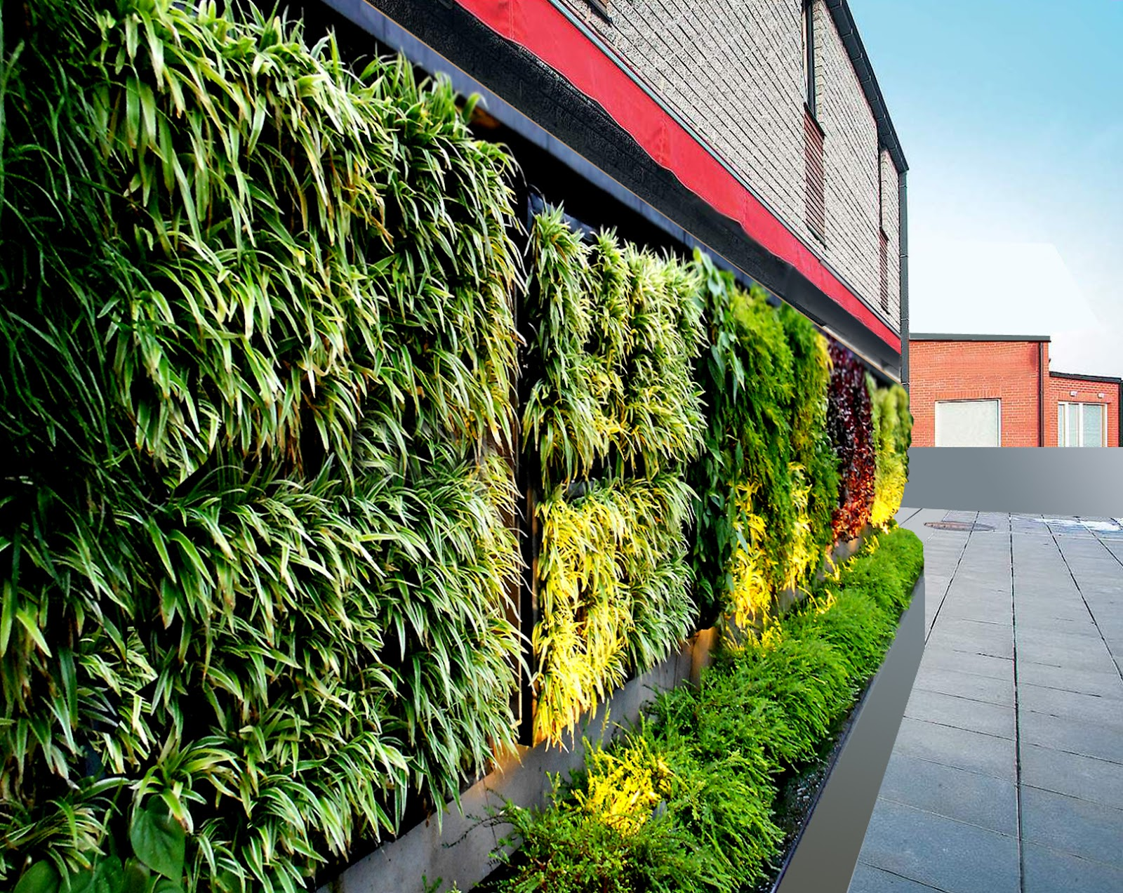 Technic Network Marketing M Sdn Bhd Vertical Garden