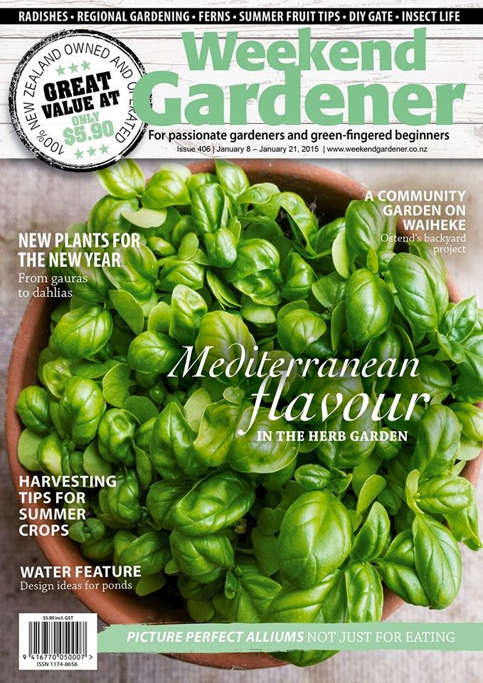 Weekend Gardener Magazine