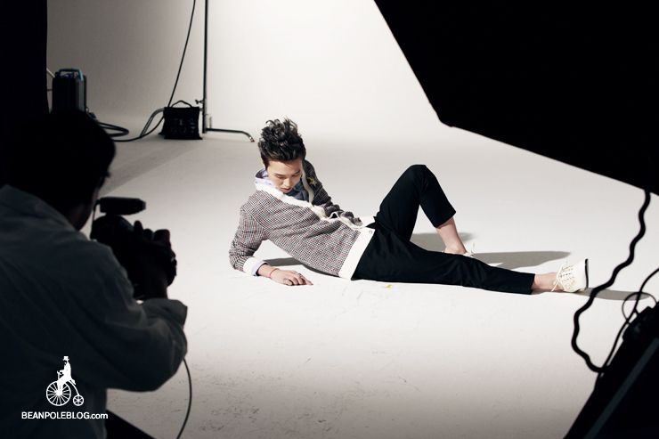 G-Dragon Bean Pole Photos