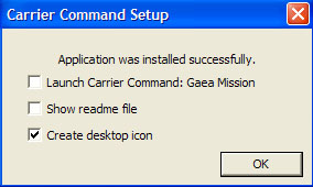 ดาวน์โหลด Carrier Command Gaea Mission