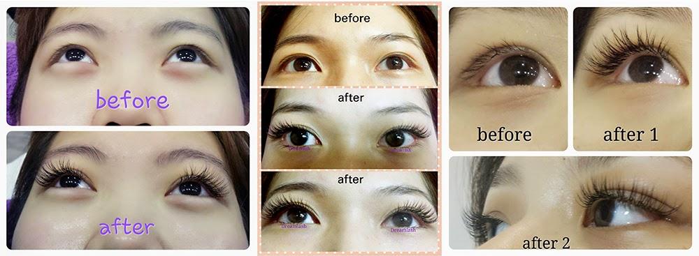 Review 3d Diamond Silk Eyelash Extension At Dreamlash Samantha Joy