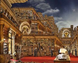 La biblioteca ideal