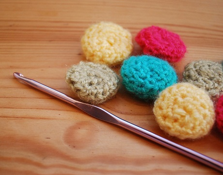 CROCHET BUTTONHOLE PATTERN Crochet Patterns Only