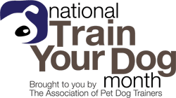 national train your dog month