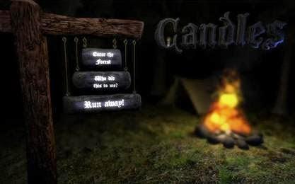 Game Pertualangan Windows: Candles
