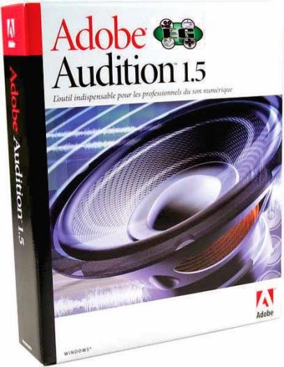 adobe audition 1.5 (full+crack+serial) ses kayıt programı indir