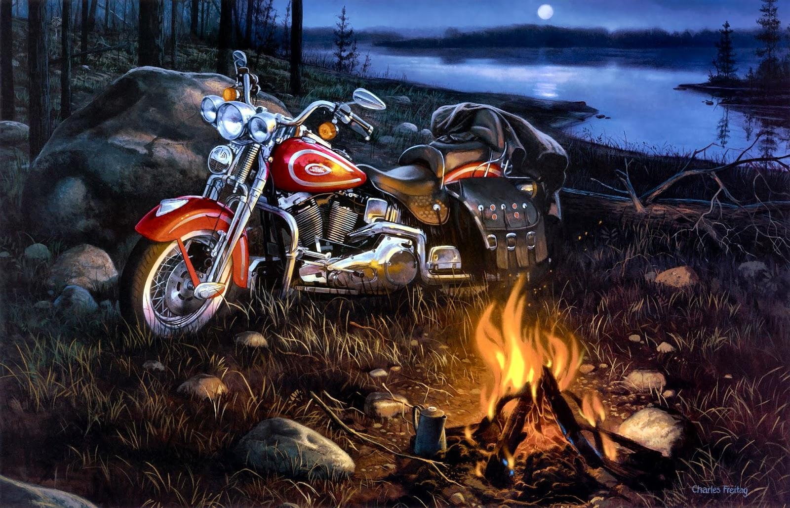 Harley-Davidson Desktop