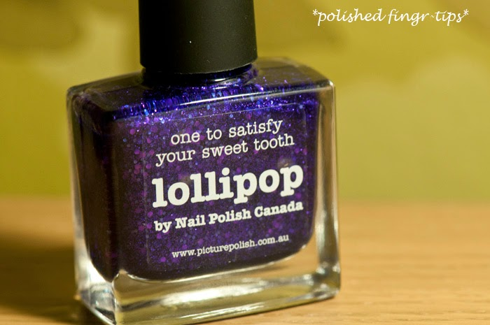 Picture Polish Lollipop - day light lamp