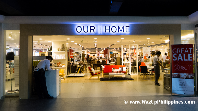 Wazzup Philippines Furniture And Homewares Sales At Interior Zone Sm City North Edsa