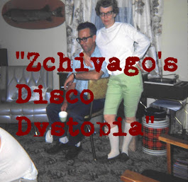 Hear the latest Zchivago' Disco Dystopia HERE!