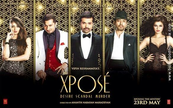 'The Xpose' first look poster