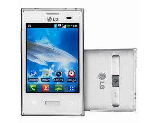 LG Optimus L3 branco