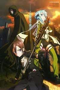 Ver online descargar Sword Art Online 2 Sub Español